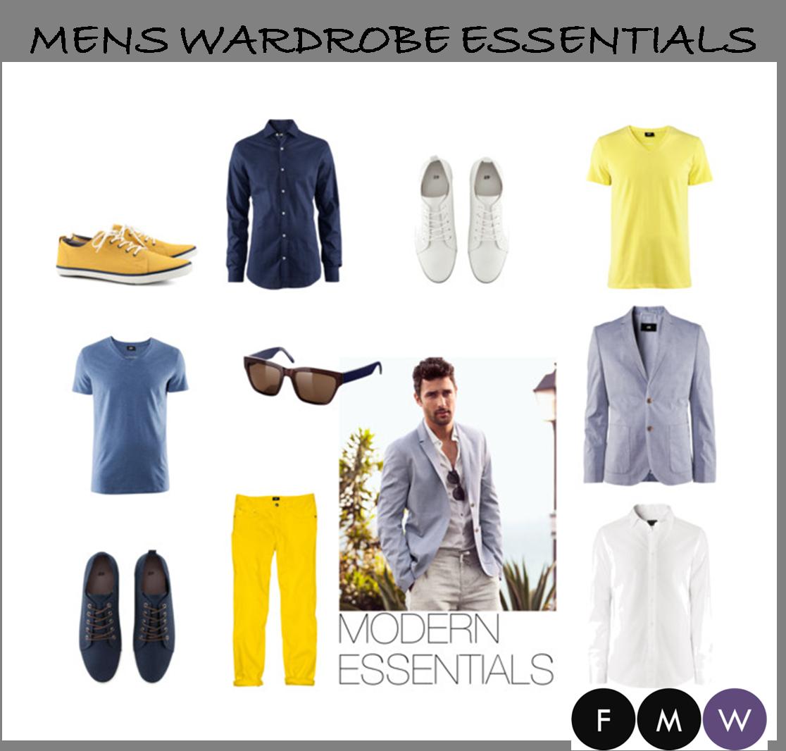 FMW MENS WARDROBE ESSENTIALS – Fashion Most Wanted