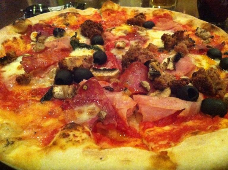 Cicciobomba Pizza