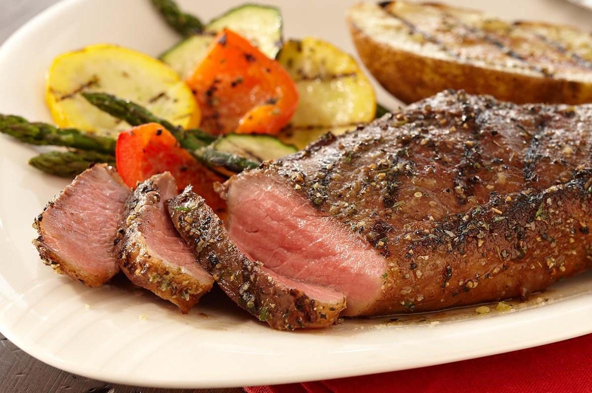 Garlic and Pepper Steak