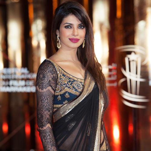 Priyanka Chopra at the Marakech Festival