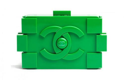 Karl Lagerfeld LEGO Chanel Clutch