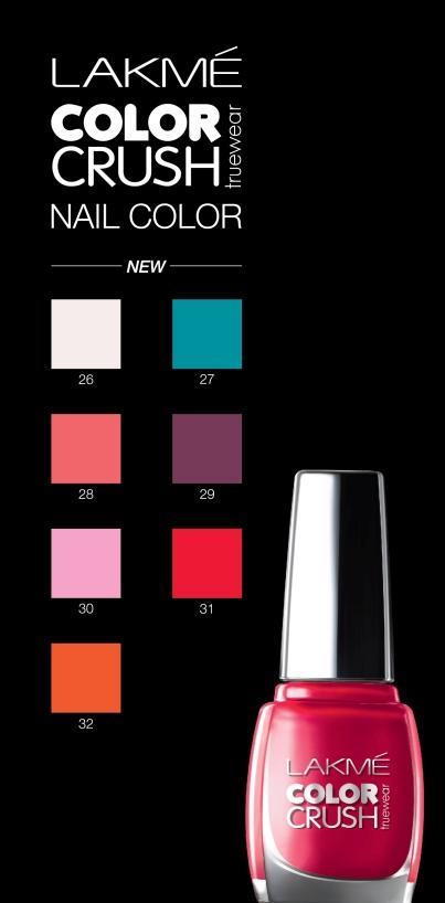 Lakme's Truewear Colour Crush