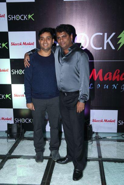 Naveen Prem and Mohammed Fasih of Shockk