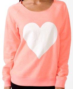 Pullover Heart