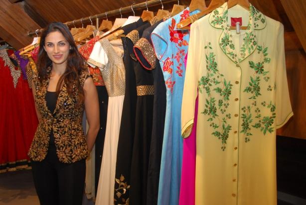 Designer Shilpa Reddy