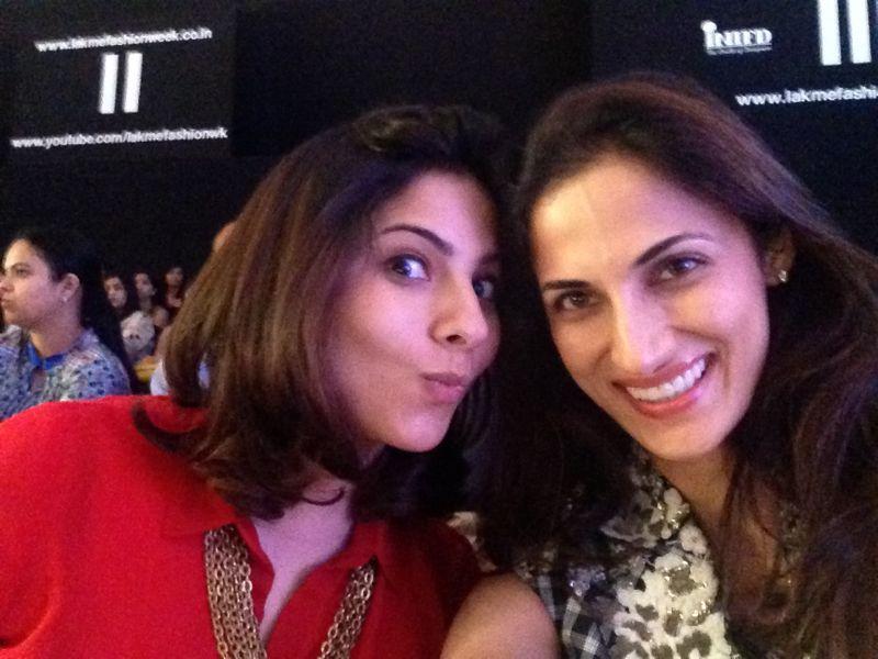 Ruppy Randhawa and Shilpa Reddy