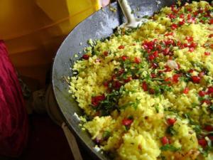 Lemon & Pomegranate Rice