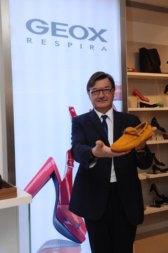Mr. Mario Moretti Polegato, President and founder of Geox  (2)