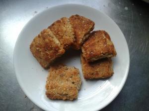 Multigrain Vegan Cookies