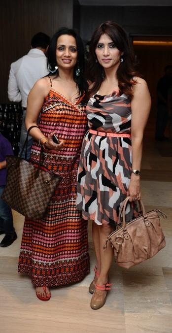Rashi Bhimani and Sonali Bhasin