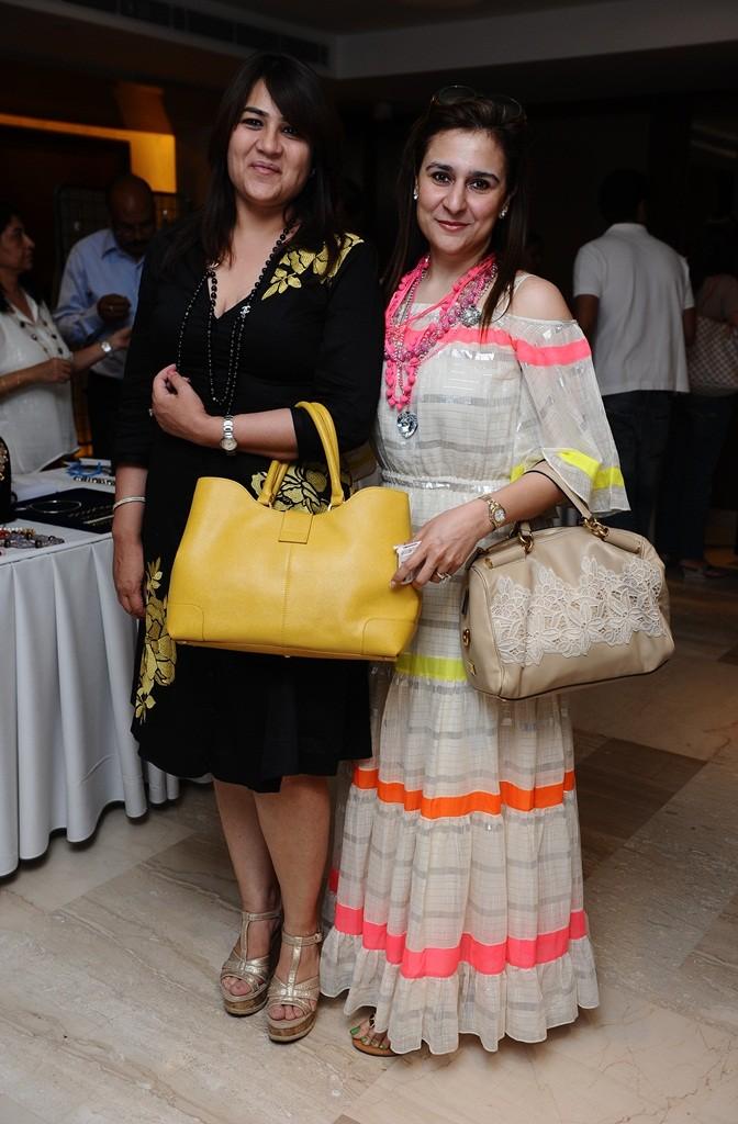 Shivani Nath and Priya Chandna