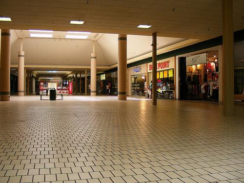 Malls Shut