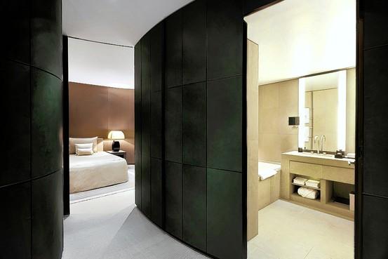 Armani Hotel Room