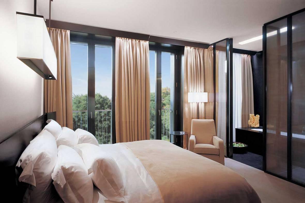 Bvlgari Hotel Room