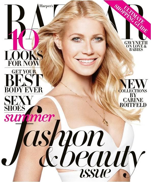 Harpers Bazaar USA Cover