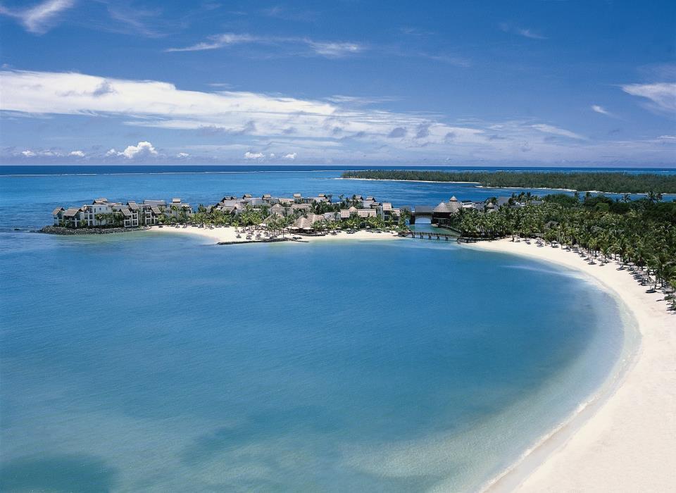 Le Touessrok, Mauritius Aerial View