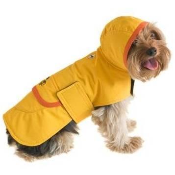 Rain coat for pets