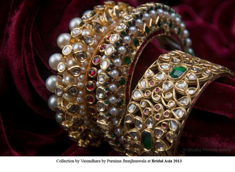 Jewelery by Vasundhara by Purnima Jhunjhunwala