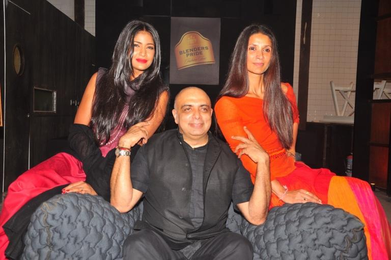 Carol Gracia, Tarun Tahiliani & Mehr Rampal