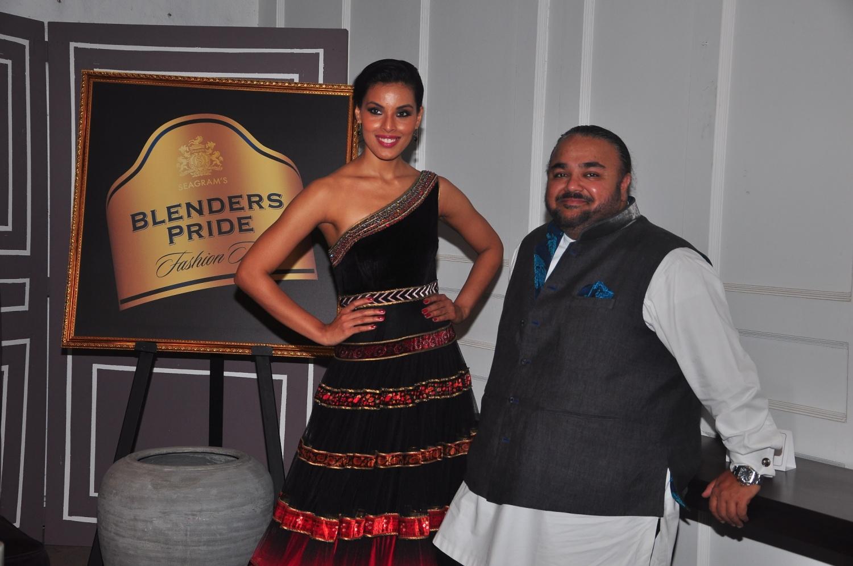 JJ Valaya & Deepti Gujral