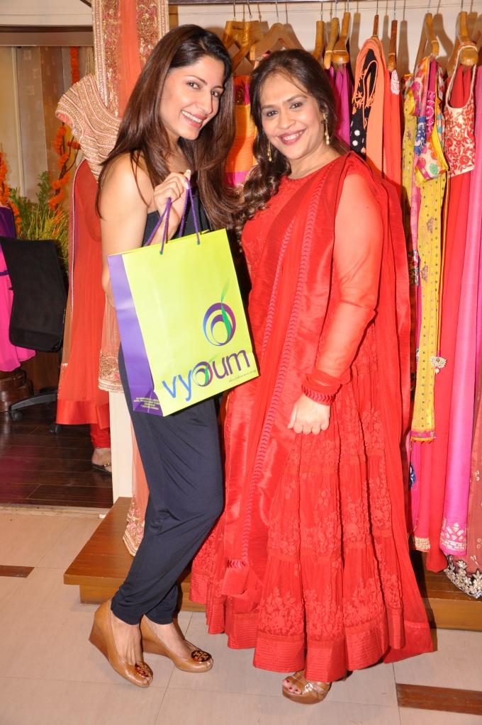 Shonali and Ritu Seksaria