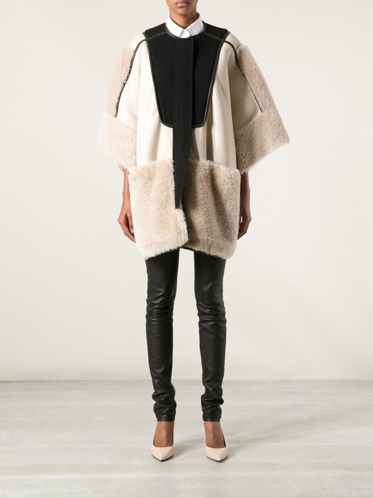 CHLOÉ Oversized Coat: Click Here