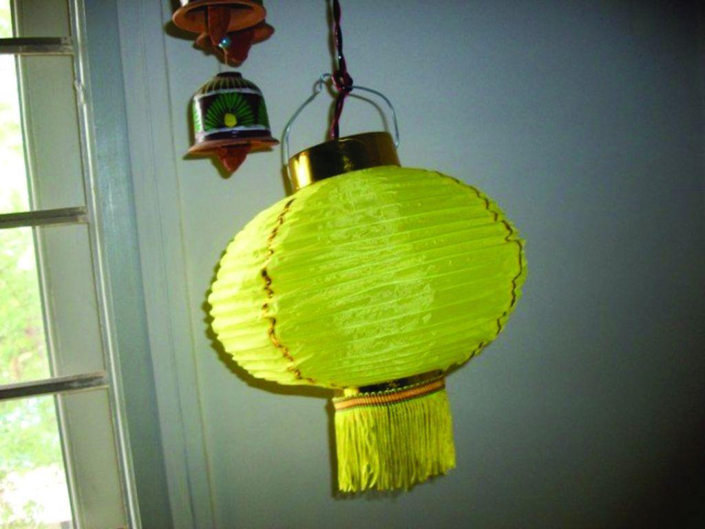 Japanese paper lantern Rs. 400