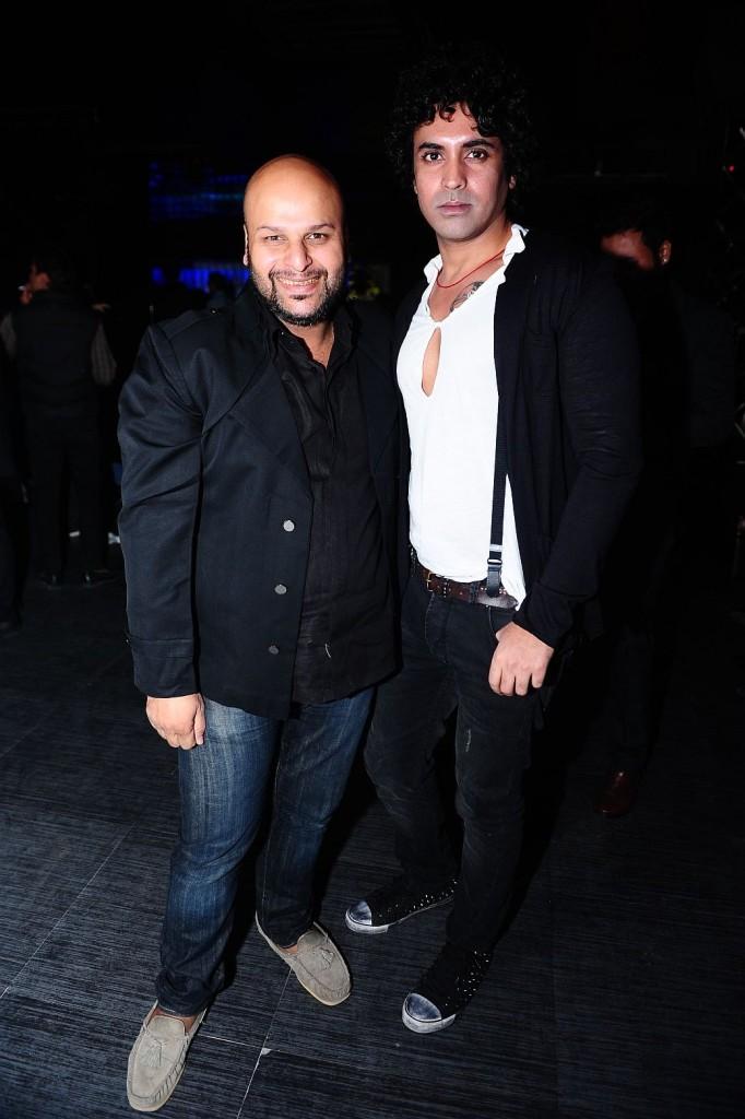 (L-R) Gautam Gupta, Rahul Singh