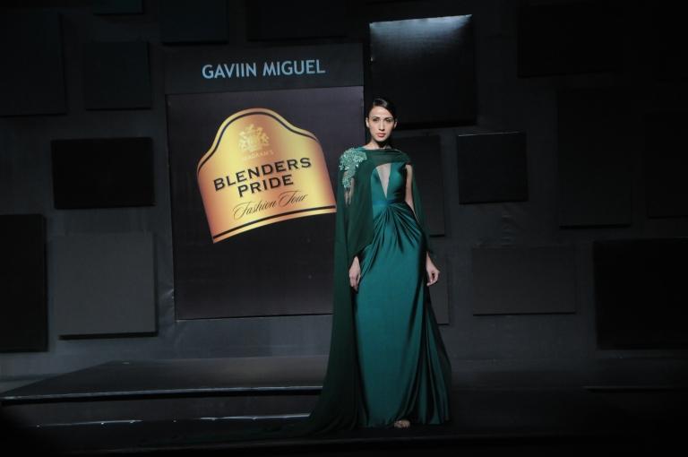 Model in Gaviin Miguel