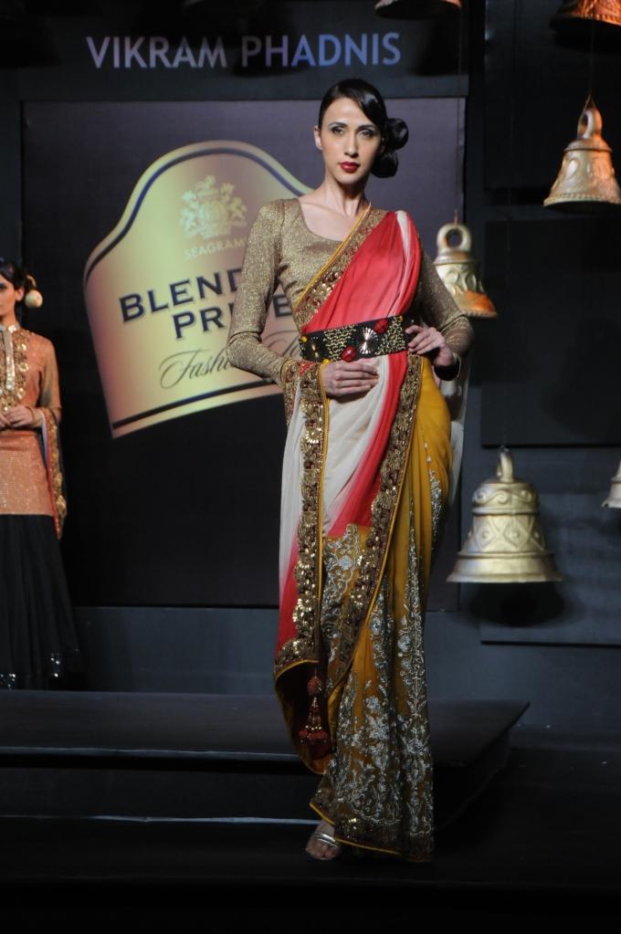 Model in Vikram Phadnis