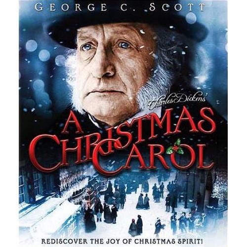 A Christmas Carol 1984-George C Scott