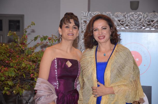 Anu PD with Sebnem K. Akcapar