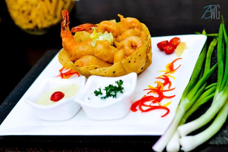 BWG seafood basket