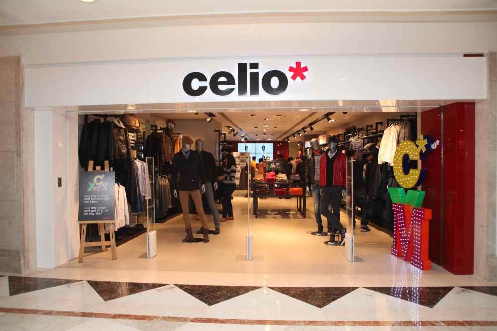 Celio Store launch Delhi Promenade Mall