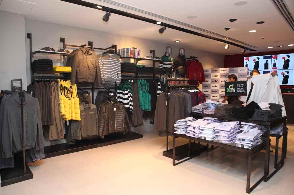Celio Store launch Delhi Promenade Mall3