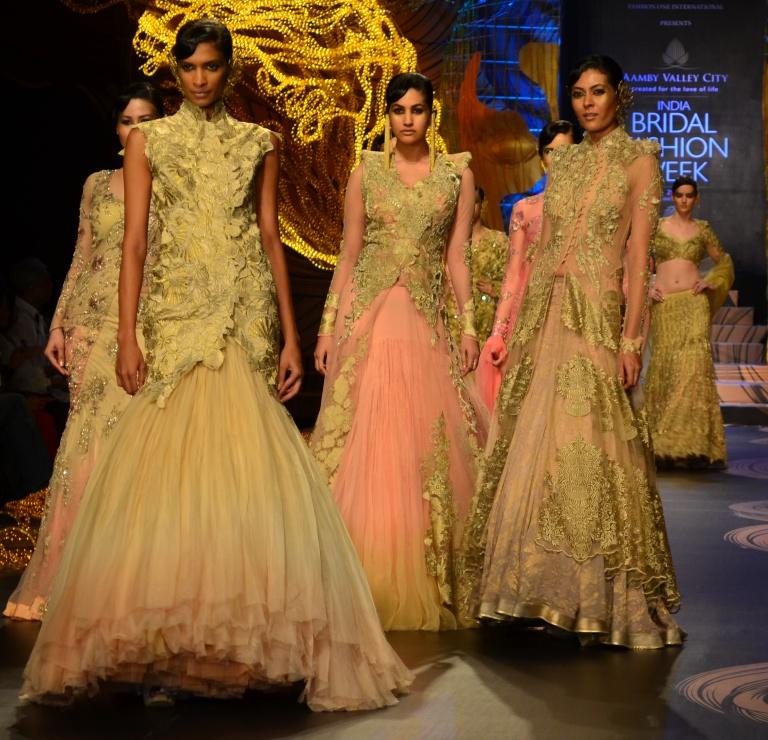 Gaurav Gupta at India Bridal Week