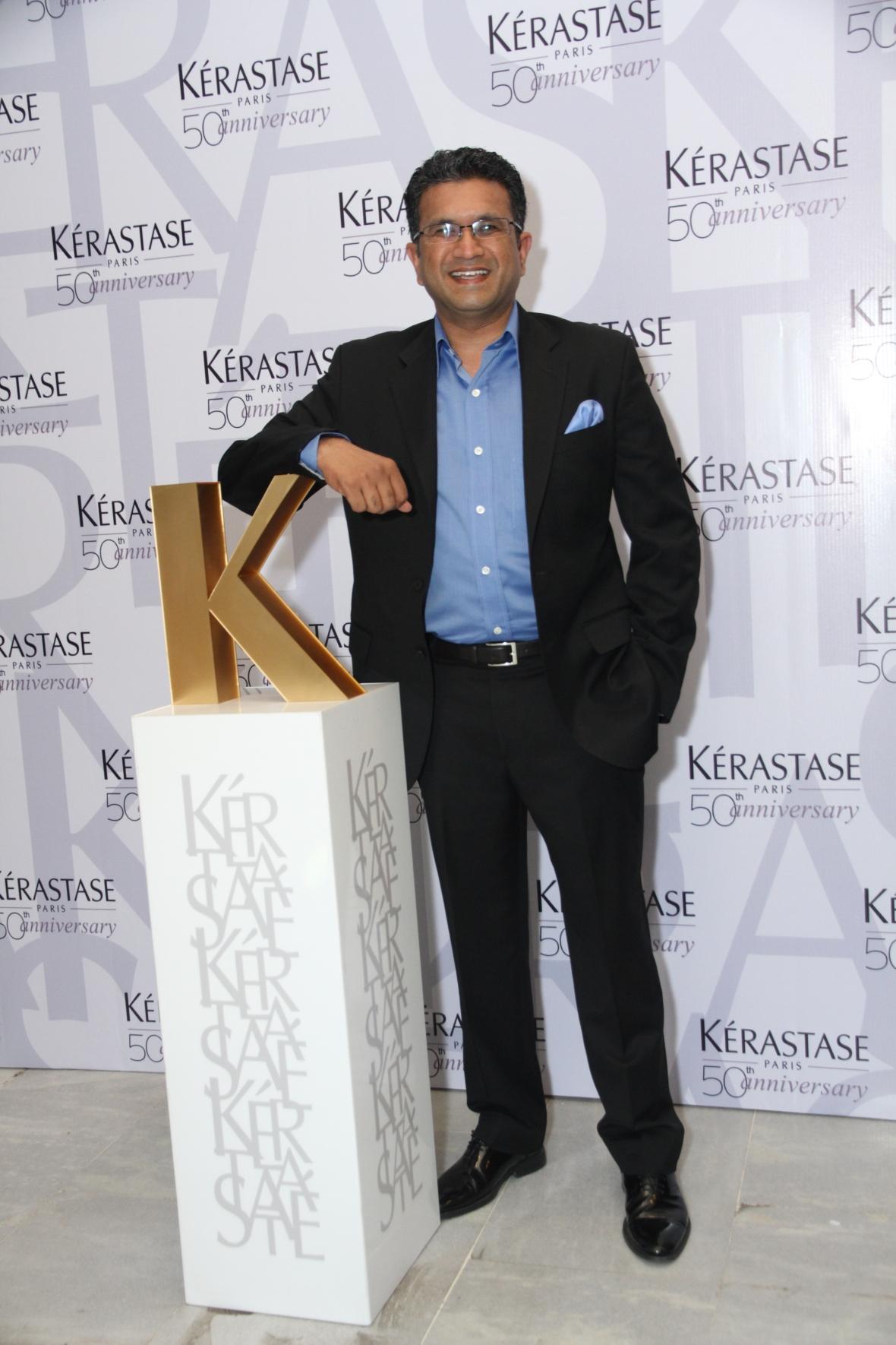Aseem Kaushik, Head, Professionnel Products, LOreal