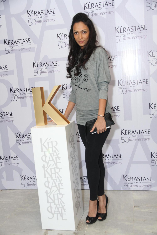 Model Shamita Singha