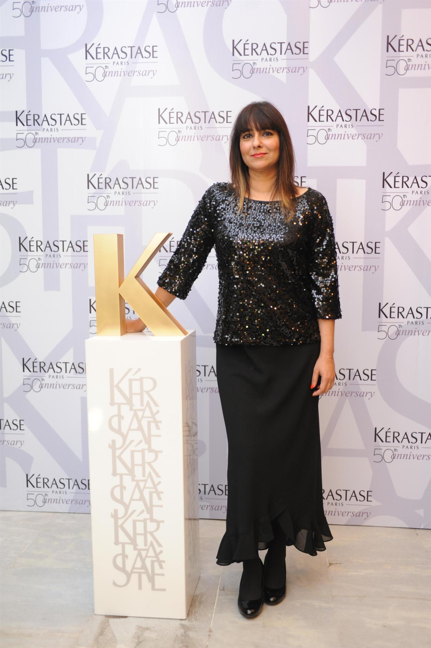 Smira Bakshi, GM Kerastase India