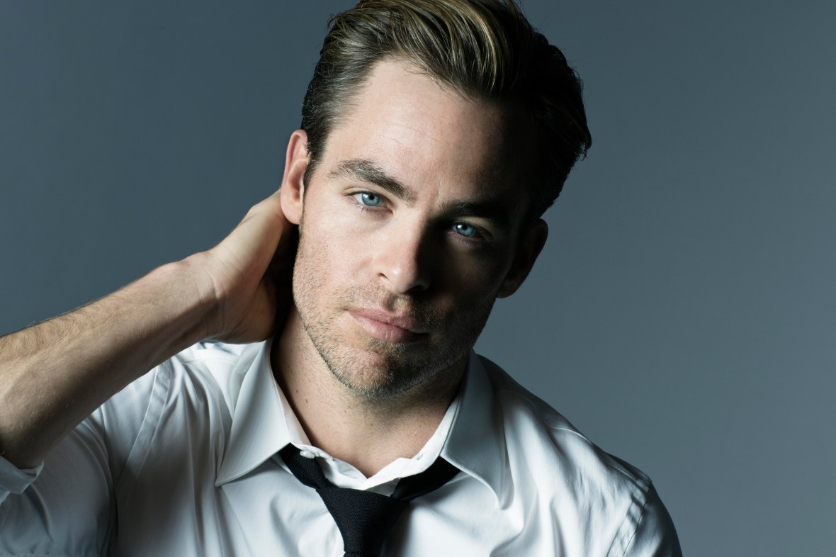 Giorgio Armani is pleased to announce that actor Chris Pine will be the new face of 'ARMANI CODE', one of the world's best-selling men's fragrances.