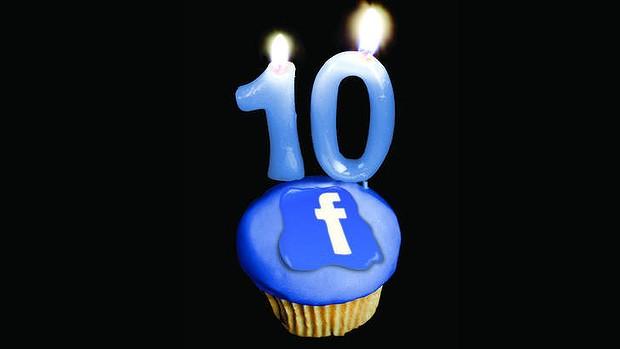 #FacebookIs10 – Look Back