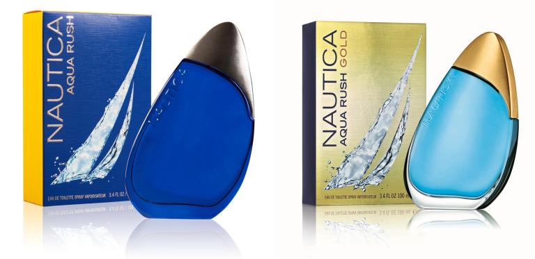 Nautica Aqua Rush & Nautica Aqua Rush Gold