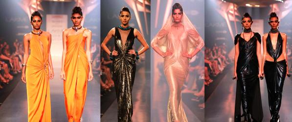 Gaurav Gupta Gaurav Gupta at Lakme Fashion Week