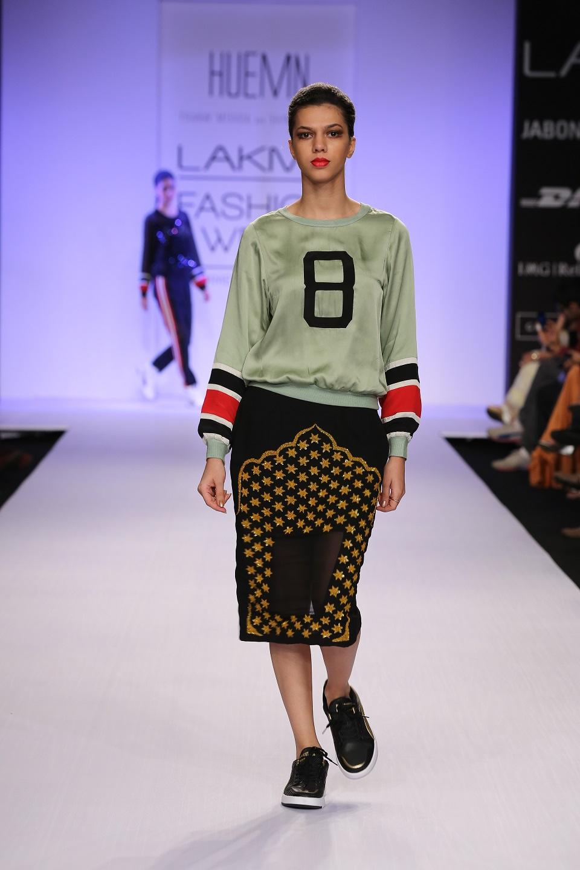 Huemn at Lakme Fashion Week Summer Resort 2014