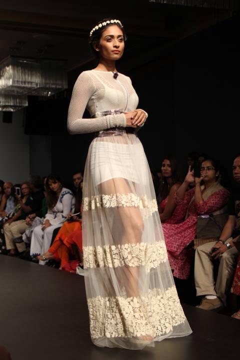 Sounia Gohil at Lakme Fashion Week Summer Resort 2014