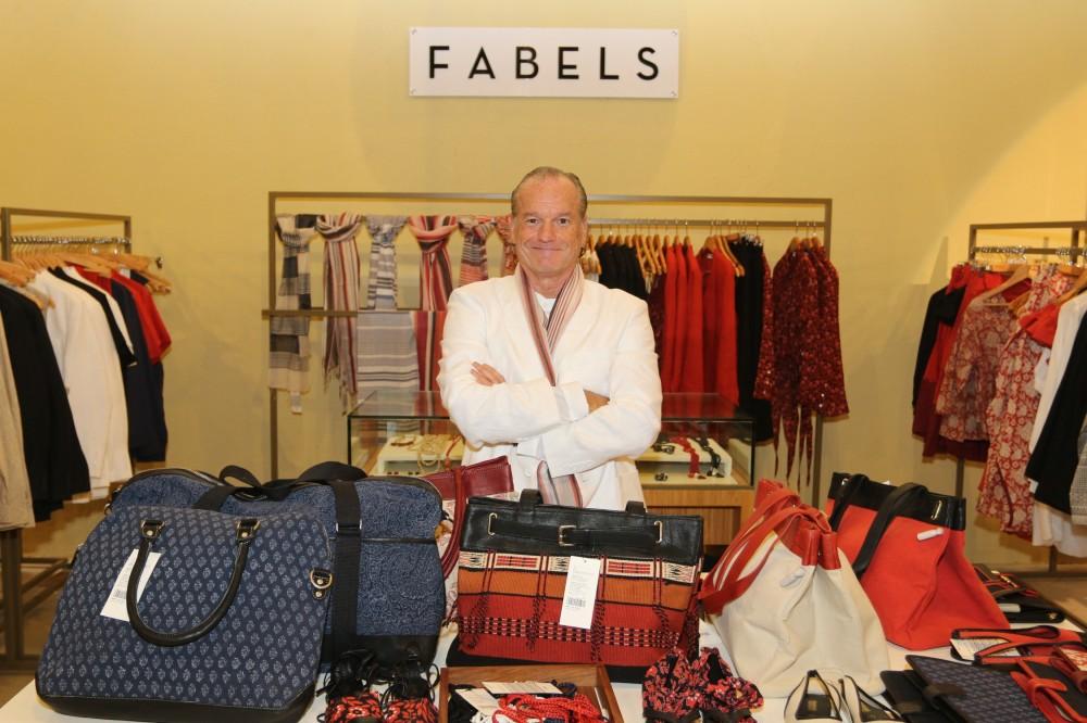 Designer Alistair Blair - FABELS