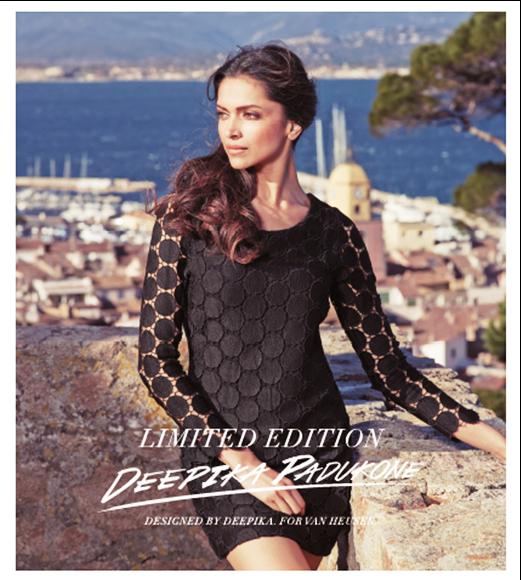 Deepika Padukone's Van Heusen's 'Limited Edition' Spring Summer '14 Collection for Women