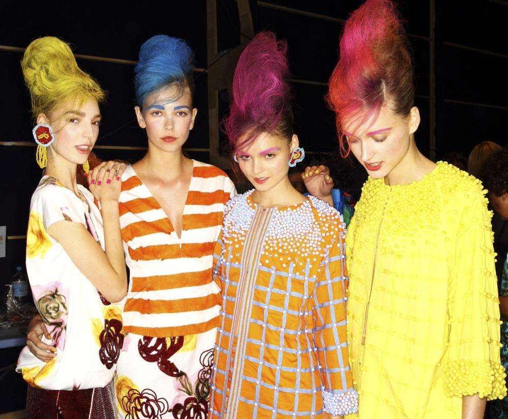 Hair Trends at Lakme Fashion Week