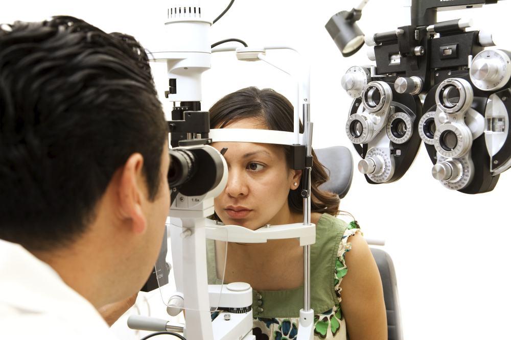Routine Eye Check up