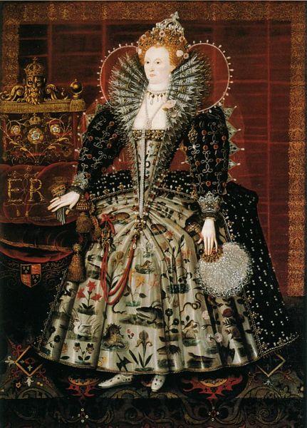 Farthingale Dress